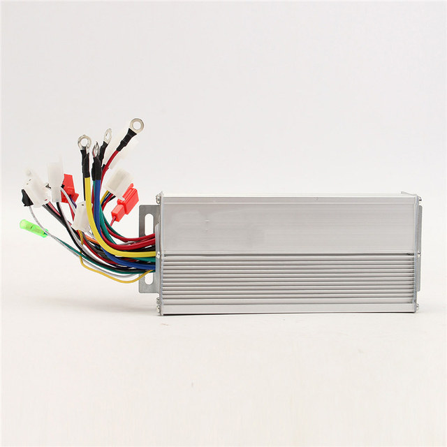 48V~64V 800W 38A Electric Bicycle E-bike Scooter Brushless DC Motor Speed Controller 180 x 80 x 40 mm Electronics Stocks