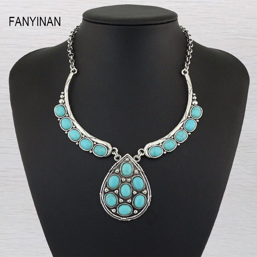 b349521bbb04 Jianxi Collares Etnicos collar y Colgantes F gargantilla Collar para las  mujeres bijoux étnica antigua colgante Sailor Moon