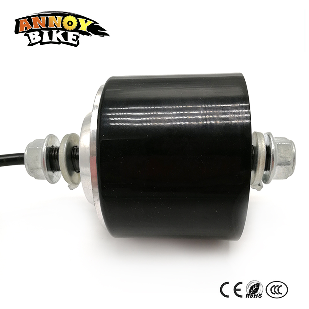 Skateboard Motor electric wheel motor 3 inch hub motor 24-36V 120-150W Ebike scooter suilcase robot motor fishing electric skateboard with hub motor factory fish board in wheel remote control kids bluetooth fat tire scooter motor