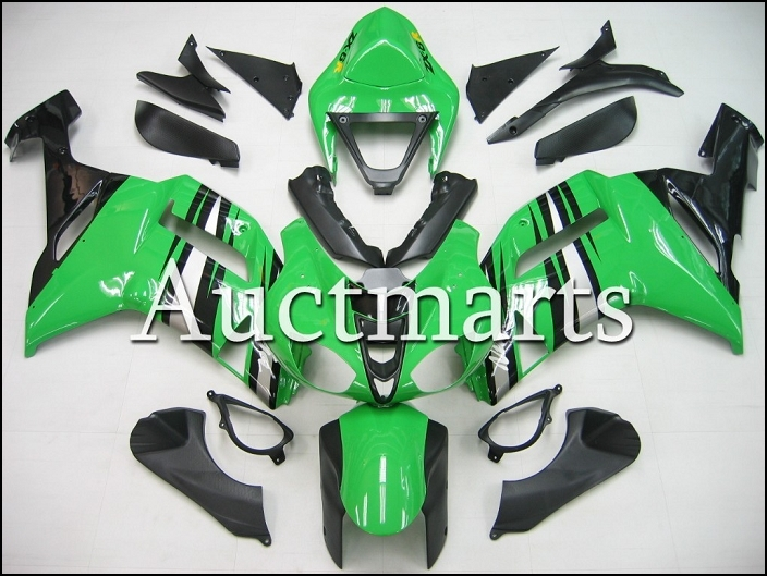 Fit for kawasaki ZX-6R 2007-2008 high quality ABS Plastic motorcycle Fairing Kit Bodywork ZX6R 07-08 ZX 6R CB06 hot sales popular cowling for zx 6r 07 08 kawasaki ninja zx636 zx 6r 636 zx6r 2007 2008 nakano body fairings injection molding