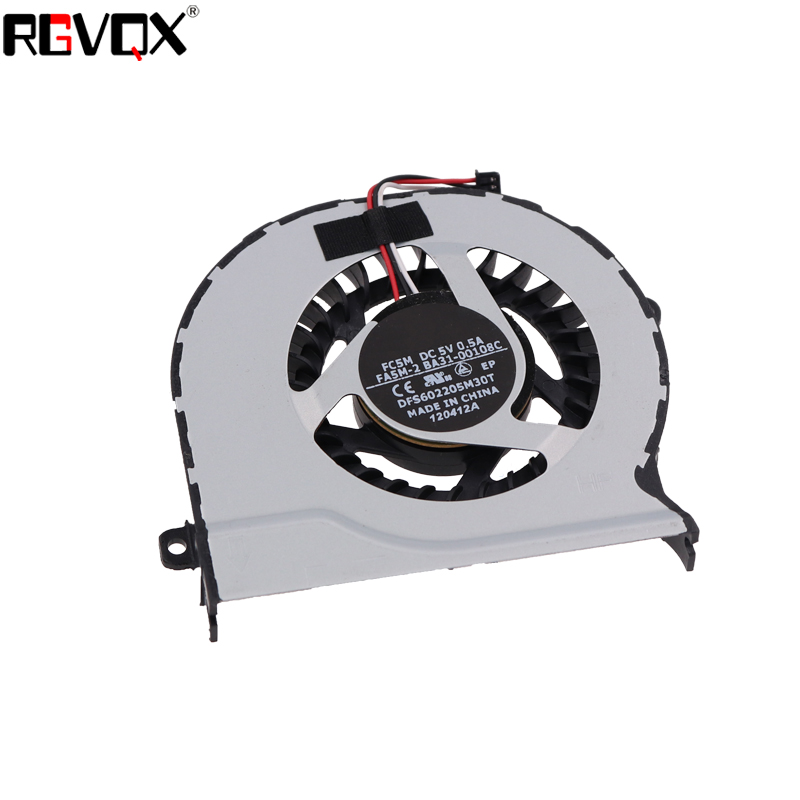 Купить с кэшбэком New Laptop Cooling Fan for SAMSUNG NP300  version 2 PN: MF60120V1-C460-S9A CPU Cooler/Radiator