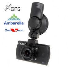 Бесплатная доставка! Eyoyo Ambarella A12 HD 1440 P 1296 P Автомобиль Тире Камеры, GPS, Запись Видео DVR LDWS