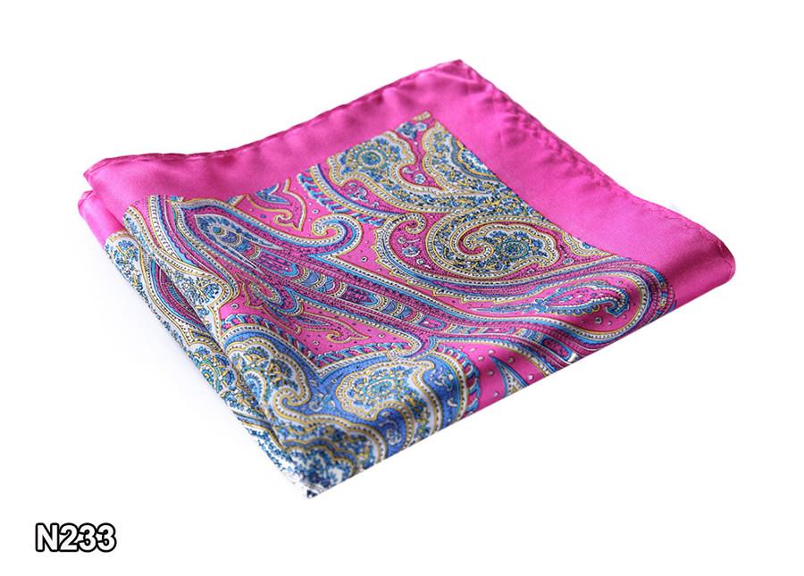 New-N233 HN23K)  Pink Blue Paisley 35cm (6)