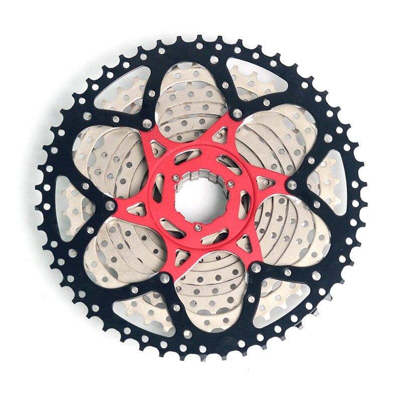 11-50T 12 Speed MTB Bike Cassette Mountain Bicycle Freewheel 2018 anima 27 5 carbon mountain bike with slx aluminium wheels 33 speed hydraulic disc brake 650b mtb bicycle