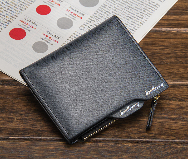 luxury men short Wallet Microfiber Synthetic Leather Driver License vintage male purse student small coin card clutch wallet bag tnp 20 tnp20 drum cartridge for konica minolta magicolor 3730 3730dn image unit