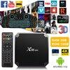 NEW X96 Mini Android 7 1 Smart TV BOX 1 2GB 8 16GB Amlogic S905W Quad