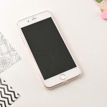 Totoro Transparent Phone Case For iPhone