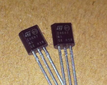 Galleria fotografica 20 PCS Z0607MA Z0607 MA Triac pour Hoover Bonbons Hotpoint module réparations