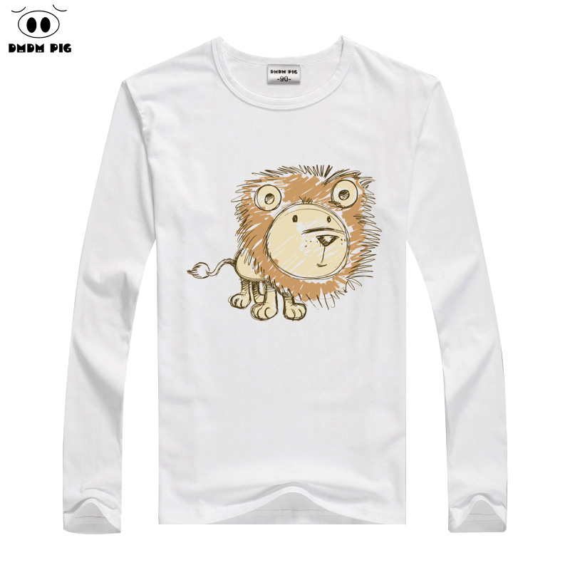 DMDM PIG Kids Clothes T Shirts For Boys T-Shirt Child Children's Clothing Baby Boy Girl Clothes T-Shirts For Boys Girls Clothes