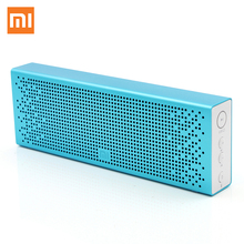 2016 New 100% Original Xiaomi Portable Wireless Bluetooth Speaker With Mic Support TF card Aux-in Speaker