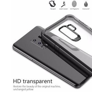 Image 4 - Heyytle противоударный чехол для samsung Galaxy S9 S8 S10 Plus Note 8 9 прозрачный чехол для samsung A5 A6 A7 A8 2018 защитный чехол