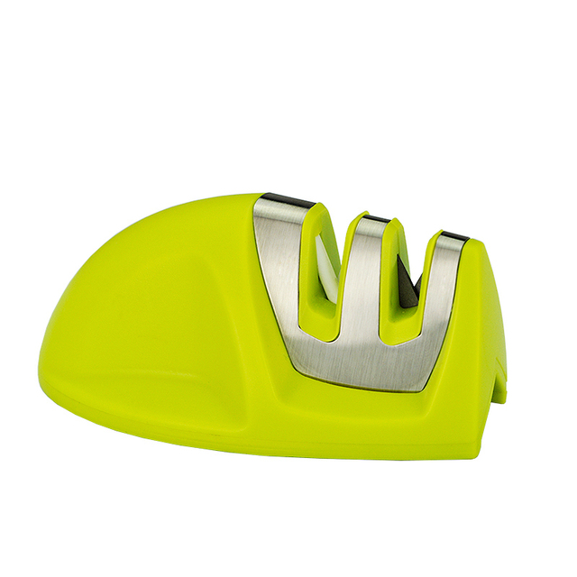 Two Stage Portable Knife Sharpener