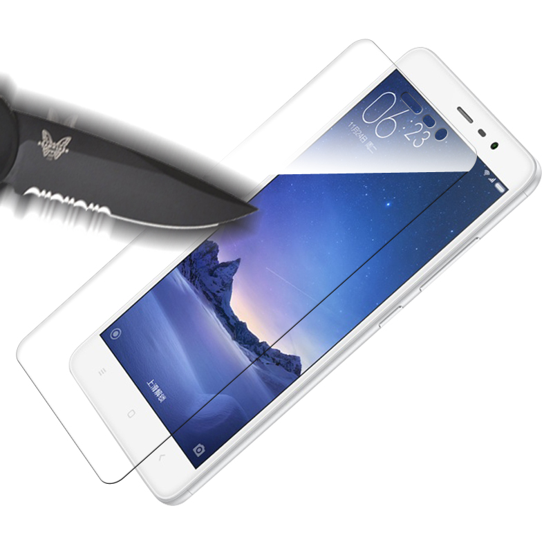 Suntaiho 2.5D Ultra-Thin 9H Tempered Glass For Xiaomi Redmi Note 3/ Redmi Note 2 HD Screen Protector For Xiaomi Mi MIX phone