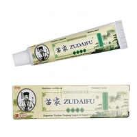 Dropshipping Zudaifu piel Psoriasis crema Dermatitis Eczematoid Eczema tratamiento de ungüento Psoriasis Crema para el cuidado de la piel crema