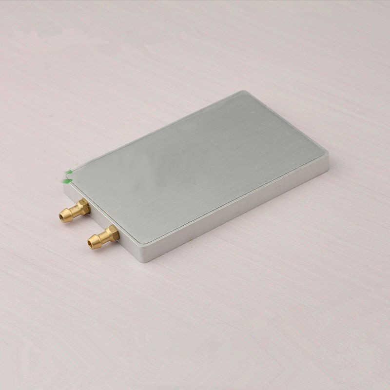 1pcs aluminum esc water cooled plate