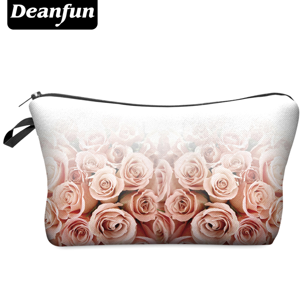 Deanfun Women Cosmetic Bag Hot-selling Fashion Brand 3D Printing H41 цена