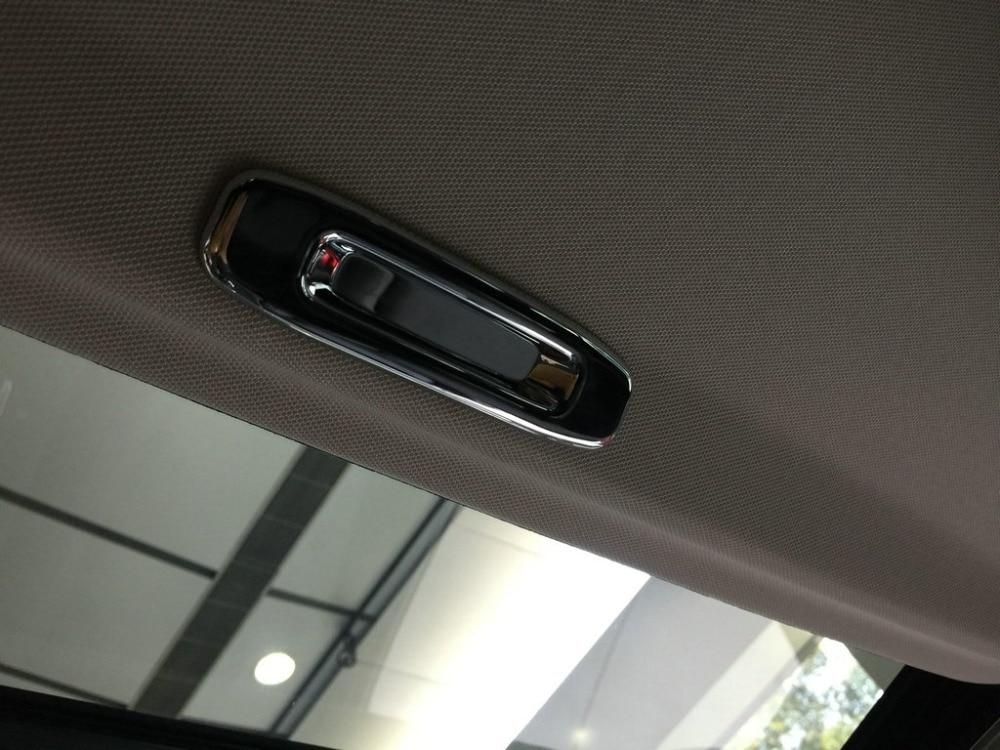 Aliexpresscom  Buy Abs Chrome Car Interior Top Roof