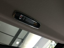 Abs Chrome Car Interior Top Roof Handle Trim For Outback 2015 Decoration Accessories YT-73007