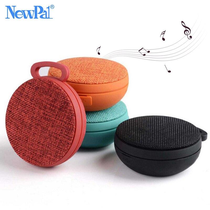 NEWPAL Mini Bluetooth Speaker Portable Wireless Speaker Outdoor Sport Boombox Small Volume Big Sound For Phones