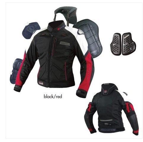 New  JK-036 jacket the  motorcycle jacket Titanium alloy cow leather jacket Drop racing jacket