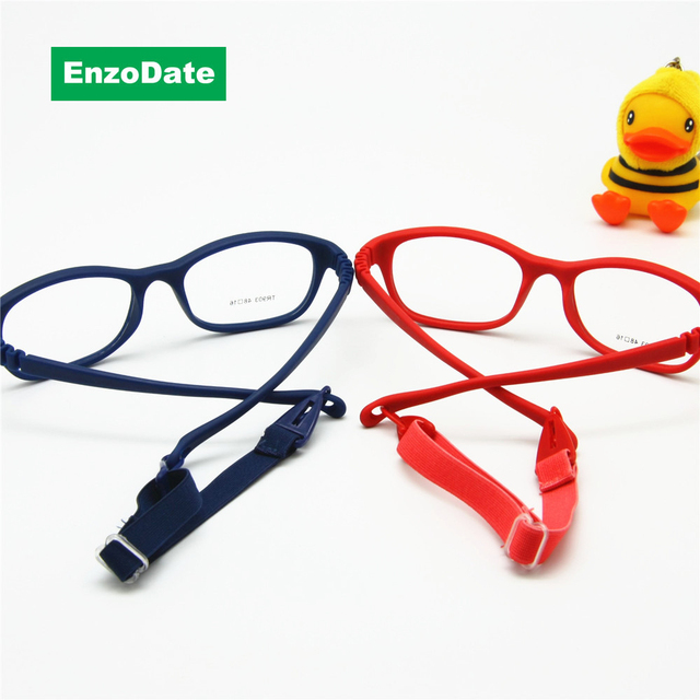 08e2607892 Children Optical Glasses Frame with Strap Size 48