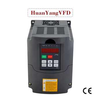 frequency INVERTER 3kw 220v variable frequency drive AC inverter CNC motor speed controller vfd HUANYANG Brand - DISCOUNT ITEM  0% OFF All Category