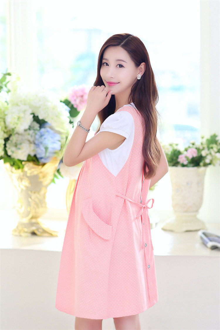 Nueva Moda Primavera Verano Embarazo Ropa de Maternidad Coreano ...