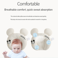 Disney Baby Styling Pillow Newborn Head Protection Cushion Bedding Infant newborn head type correction anti-head  6 months