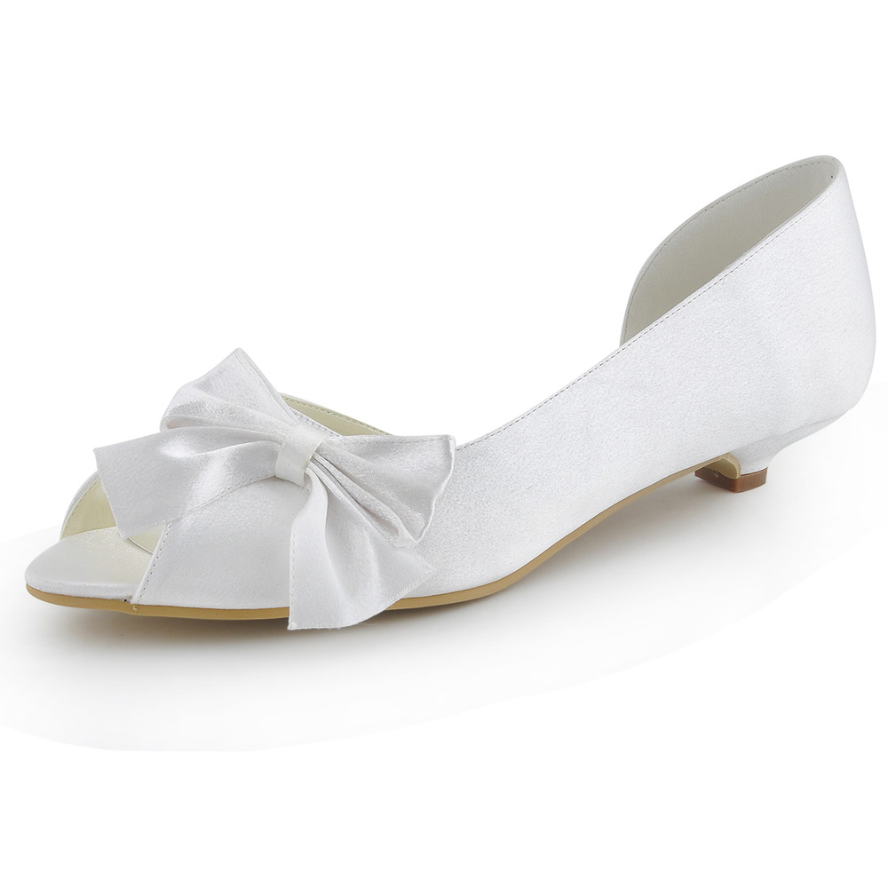 ФОТО Free Shipping  Fashion Shoes  WM-019   Peep Toe Bow 1