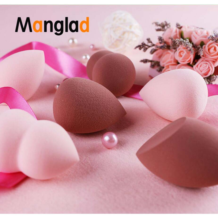 Soft Hydrophilic Makeup Sponge BB Cream Beauty Egg Wholesale Puff Wet Dry Dual Use Face Foundation Powder Gourd Cosmetic
