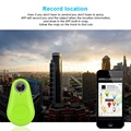 2017 New Smart Tag Wireless Bluetooth Tracker Child Bag Wallet pet Key Finder GPS Locator 4 Color itag anti-lost alarm Reminder