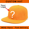 E114-18 OEM adjustable flat peck customize design logo acrylic baseball sport hat custom made hip hop cap