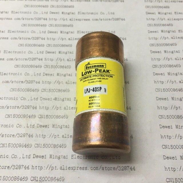 1 UNIDS/LOTE LPJ-40SP 40A 600 V