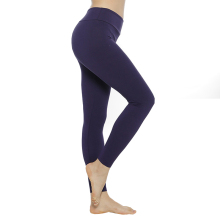 TOIVOTUKSIA High Waisted Leggings Always Black Blue Soft Solid 210gsm Legging for Women
