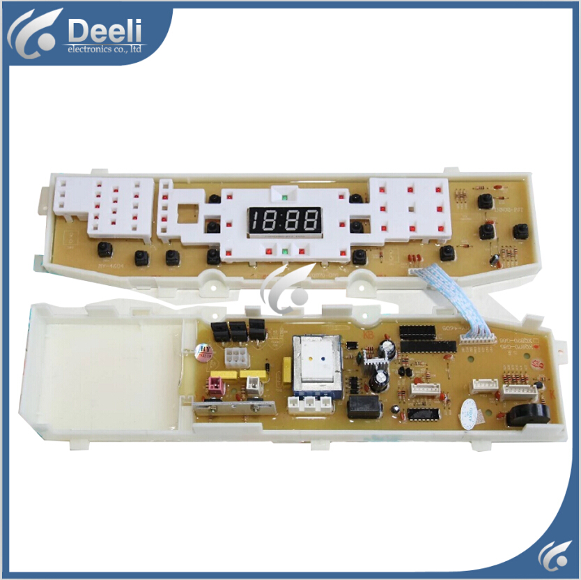 new upgraded version washing machine motherboard board pc board For SAMSUNG XQB70-G85 XQB70-G86 MFS-IE6RNIN-00 on sale washing machine parts dxt 15f g 3 5a 250v 6 wires 6 8cm hole distant