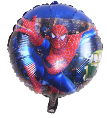 18inch The Avengers Cartoon Balloon Float air balls baloons Wedding birthday party decoration Kids Inflatable Toys