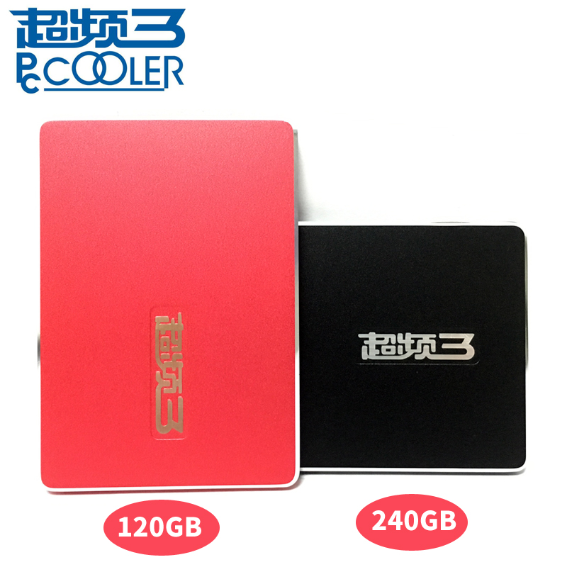 PCCOOLER PC Computer Desktop Laptop Serve 120GB 240GB Internal 2.5 SSD Internal Solid State Drives SATAIII 120G 240G SATA3