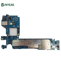 BINYEAE Original G930T Main Motherboard 32GB Replacement For Samsung Galaxy S7 G930T Tmobile Unlocked Testing Good