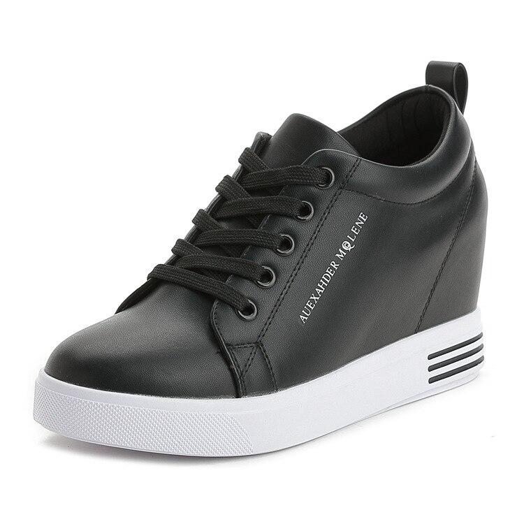Sport Noir Aide Ms Mouvement Basse blanc Chaussures De D'été Nouvelle Mode Femelle 2018 La Casual w8qO1