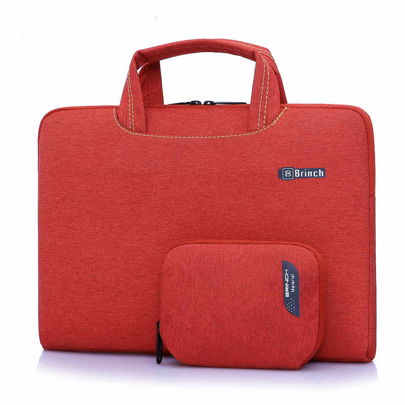 13 13.3 14 15.6 بوصة مقاوم للماء حقيبة لاب توب حقيبة جهاز كمبيوتر محمول حقيبة ماك بوك اير 13 كمبيوتر محمول ماك بوك برو 13 بوصة مع حقيبة الماوس