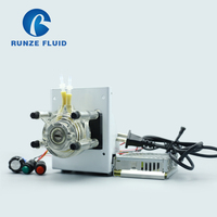 Food Grade Liquid Transfer Pump for Fruit Juice Vending Machine