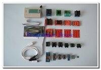 V6 6 Original TL866A Universal Minipro Programmer TL866 AVR PIC Bios USB Programmer 27 Pcs Adapters