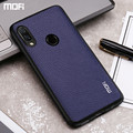 For Huawei Nova 3 Case Mofi For Huawei Nova3 Case Cover Pu Leather Business Style Soild Color For Huawei Nova 3 Case Capa Coque