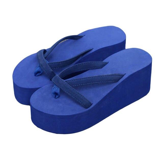 feabe6ef88296 placeholder 2018 Summer Sandals Wedges Women Slip Flip Flops Beach Sandals  Shoes Fashionable Casual Sandals Female Ladies