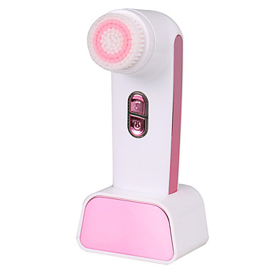 New face clean sonic cleansing instrument electric wash meter rechargeable pore cleaning beauty instrument and cold leading in cosmetology wash derived acne treatment face clean red blood massage instrument