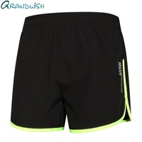Grandwish Mens Summer Style Fitness Bodybuilding Shorts Leisure Quick Dry Breathable Active Short Male Plus Size