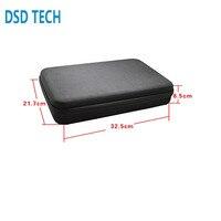 Carry Case Water Resistant Protective EVA Bag Storage Box For Go Pro Hero 4 3 3