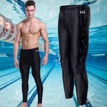 New Beach Swimwear Mens sharkskin water repellent long swimming trunks Sport shorts Free shipping