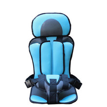 Portable Baby Safety Seat Children's Chairs In The Car,updated Version,thickening Sponge Kids Car Seats