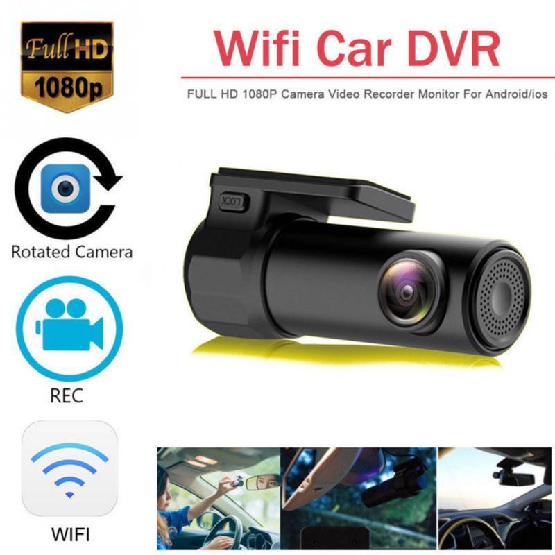 Multi function HD 1080P 360 Degree G sensor Car DVR Camera WIFI Recorder Night Vision Dash Cam Mini